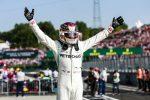 Хамилтън с 90-ти полпозишън в кариерата, Мерцедес доминира в Унгария