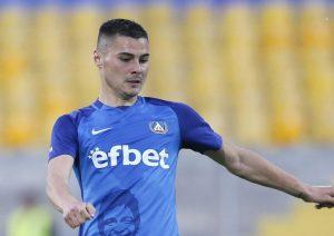"""""""Син"""" талант ще бъде на линия за мача на Левски срещу Царско село"""