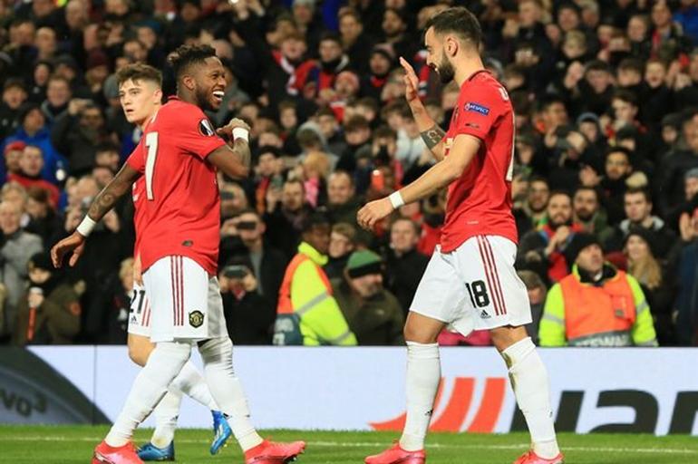 ВАР спаси Манчестър Юнайтед от загуба срещу Евертън