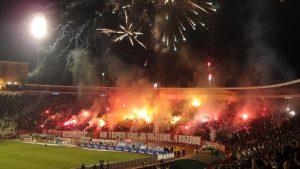 Сърбия пуска феновете на стадионите от 1 юни