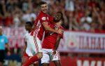 ЦСКА победи Берое с 2:0, Греъм Кери се завърна с два гола