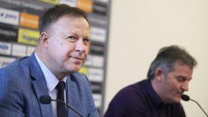 Борислав Попов: Обсъждаме смяна на формата на първенството