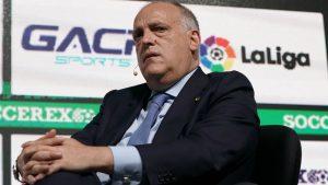 Президентът на Ла лига: Мачове може да има в края на май