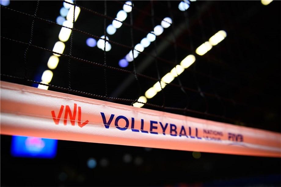 Международната волейболна федерация отмени Лигата на нациите 11