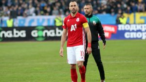ЦСКА ще задържи Занев за още един сезон