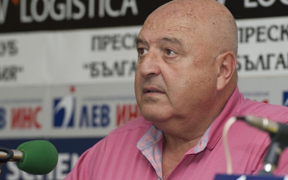 Венци Стефанов: Левскарите не заслужават такъв резил 1