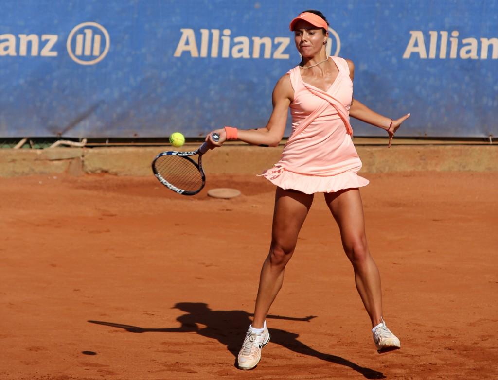 Виктория Томова на финал в Глазгоу