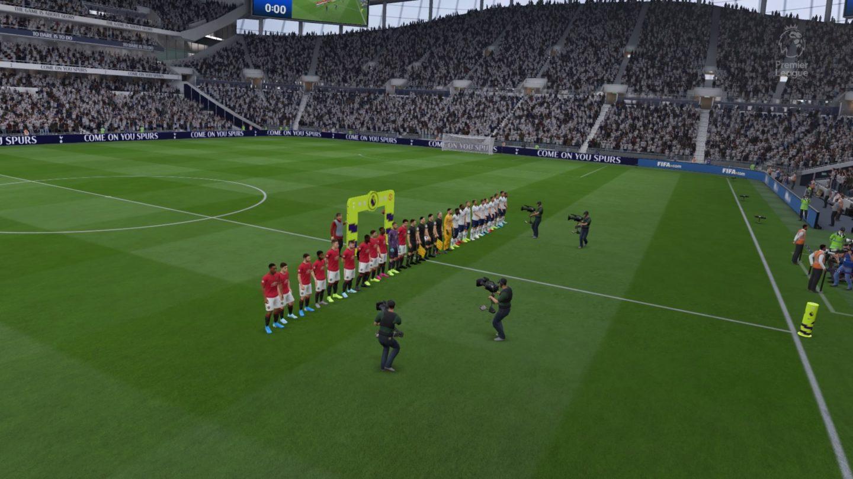 Висшата лига ще използва звука от FIFA за създаване на атмосфера 1