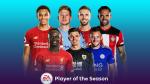 Три от седем за Ливърпул в класацията Играч на сезона в Премиер лийг
