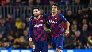 Треньорът на Барса: Меси и Суарес са на линия за събота