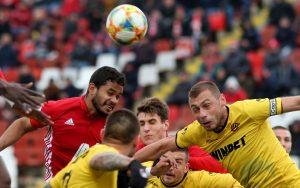 Ботев и ЦСКА не си вкараха гол и запазиха интригата за реванша