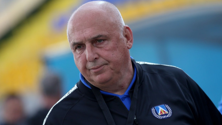 Георги Тодоров ще води Левски до края на сезона 1