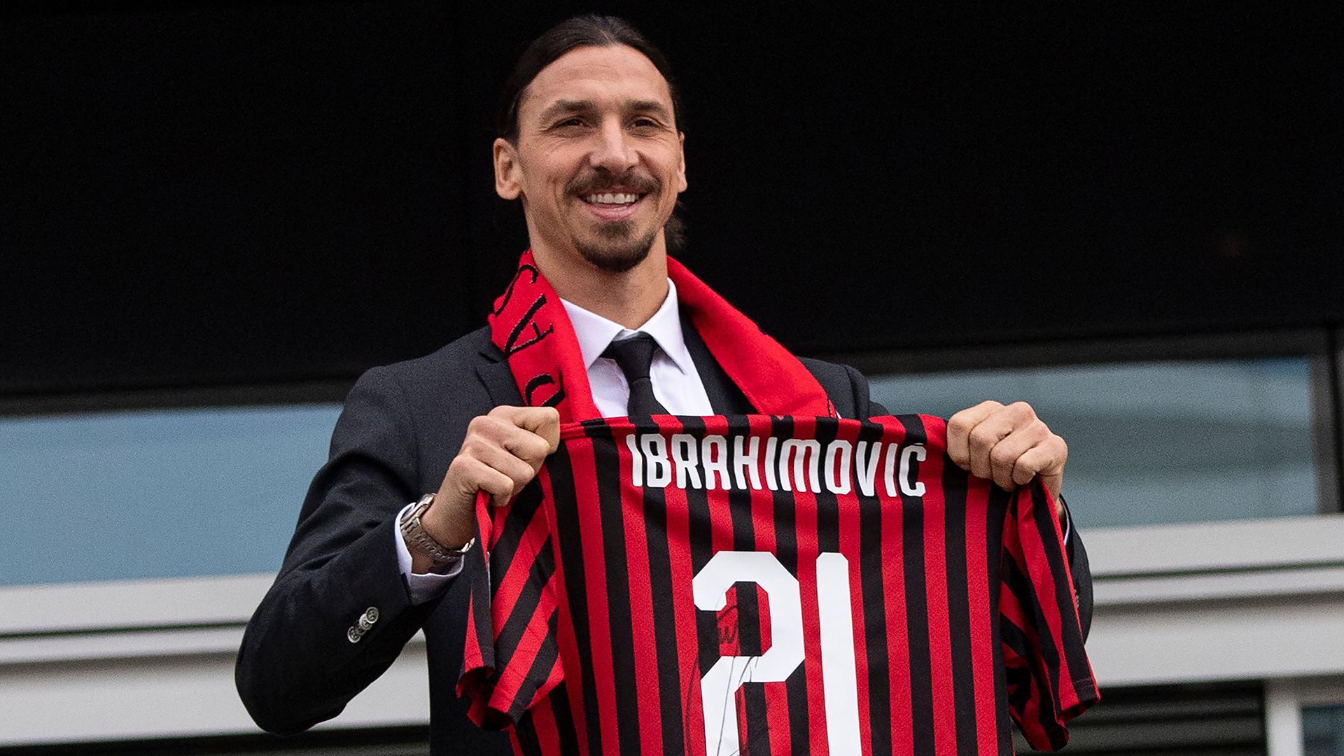 Ибра остава в Милан само ако му предложат 6 милиона на сезон 1
