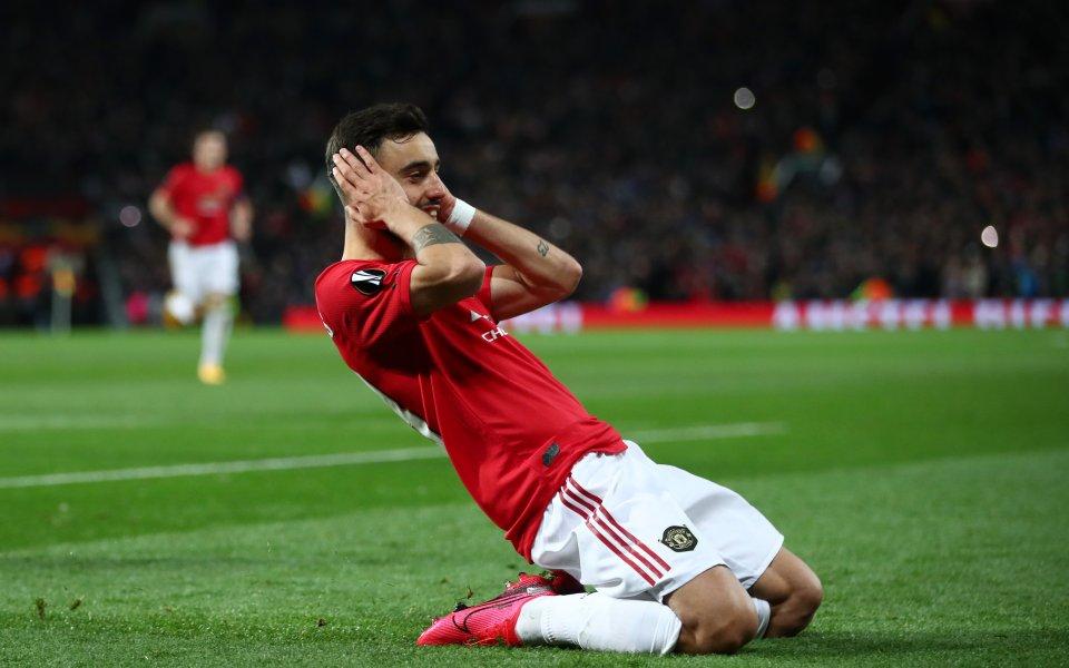 """Дузпа извади Манчестър Юнайтед от """"капана"""" на Моуриньо 1"""