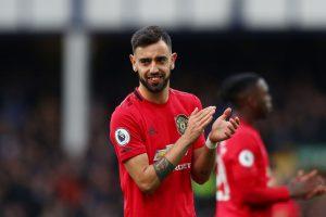 Ман Юнайтед спира Бруно Фернандеш за двубоите на Португалия