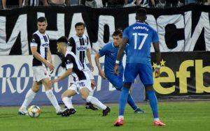 Локомотив Пловдив обяви групата за Левски, Малембана аут