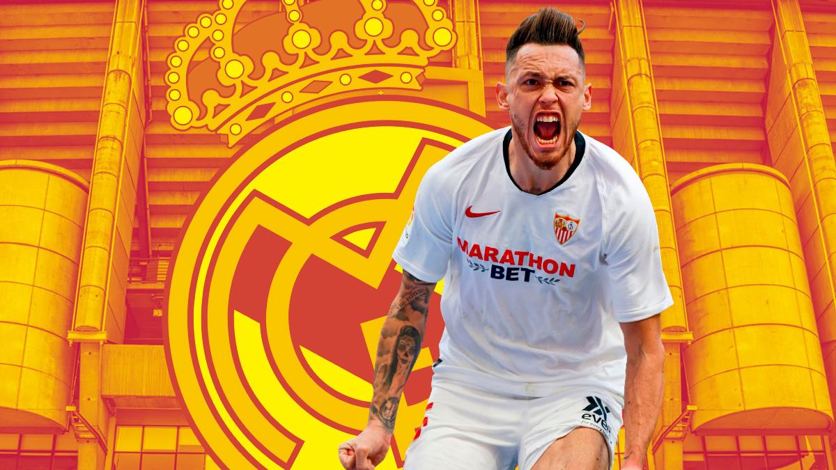 Реал Мадрид с интерес към аржентински национал от Севиля 1