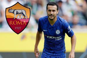 Педро ще продължи кариерата си в Рома