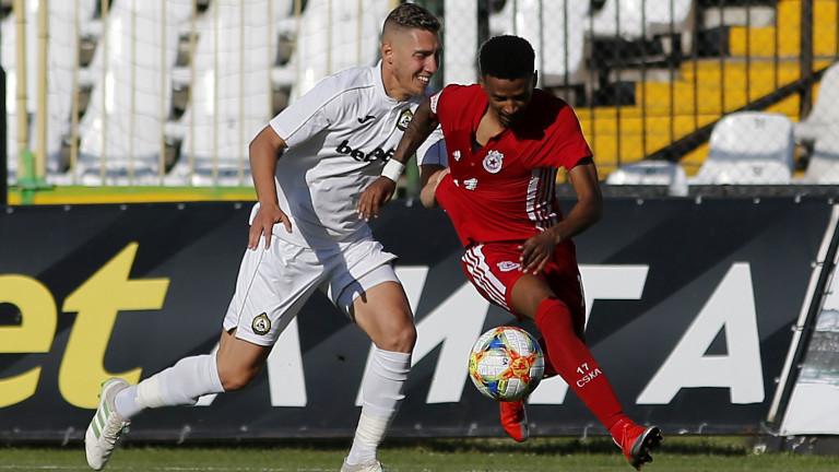 Славия и ЦСКА не се победиха и завързаха интригата за Европа 1