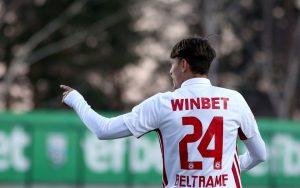 Белтраме: Локомотив Пловдив играе като Интер