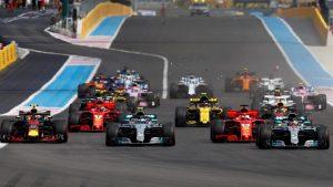 Формула 1 се рестартира с Гранд При на Австрия