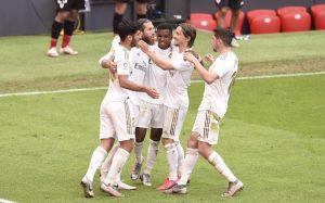 Играчите на Реал Мадрид се отказват от премии за да помогнат на клуба