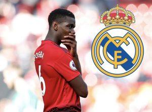 Реал Мадрид подновява интереса си към Погба