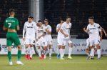 Славия нанесе първа загуба на Лудогорец и ще играе бараж за Европа