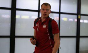 Напускащият Черниаускас: За мен бе чест да играя за ЦСКА