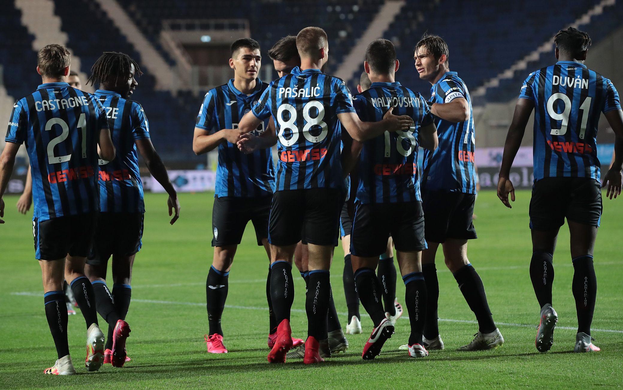 """Аталанта разгроми Бреша и се изкачи на 2-рото място в """"Серия А"""" 1"""