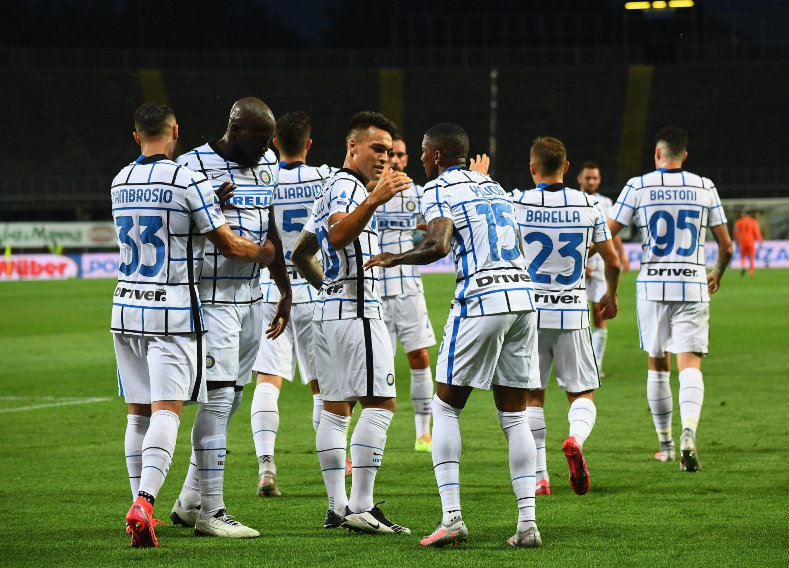 Интер взе дербито с Аталанта и финишира на 2-ра позиция 1