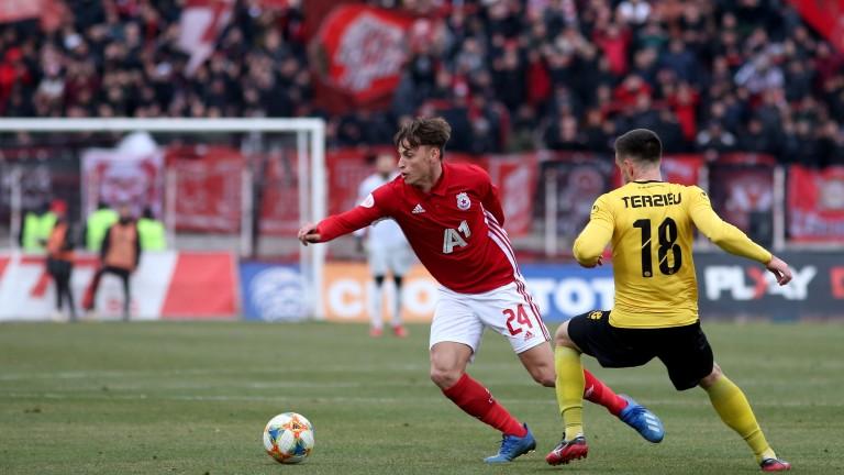 ЦСКА победи Ботев след дебютен гол на Белтраме