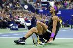 Шампионът Надал няма да защитава титлата на US Open