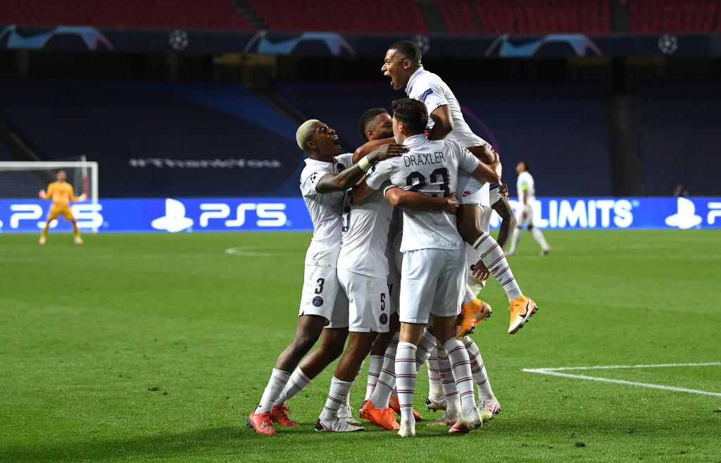 Невероятна късна драма прати ПСЖ на полуфинал в Шампионската лига 21