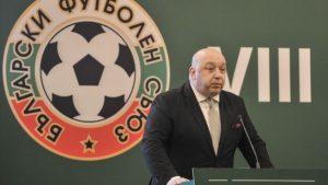 Кралев:Доволен съм от феновете, може да пуснем още хора на стадионите