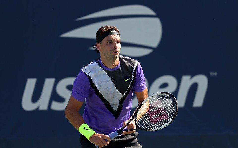 Мениджърът на Гришо: Димитров ще играе на US Open 1