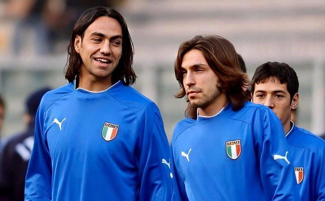 Пирло настоява да вземе Алесандро Неста в треньорския си екип 1
