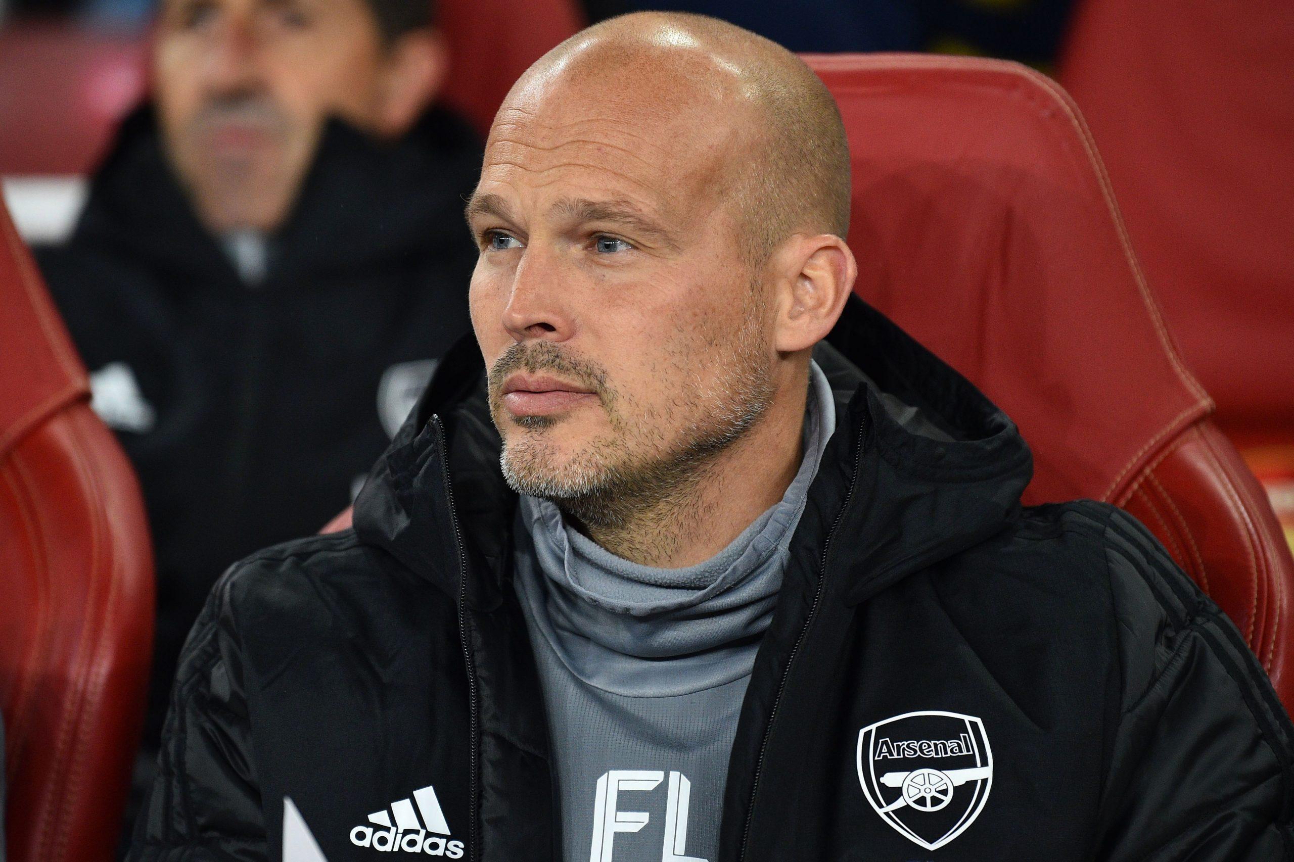 Фреди Люнгберг напусна Арсенал, ще преследва мениджърска кариера 1