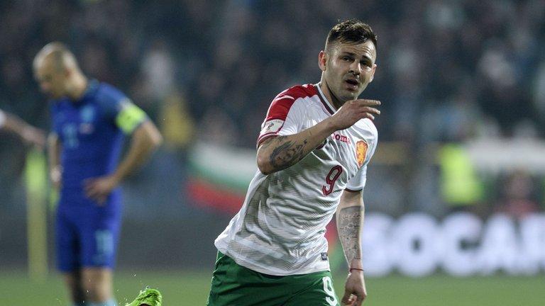 Дерменджиев връща Спас Делев в националния отбор 1