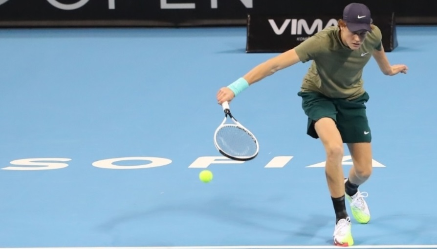 Яник Синер триумфира на Sofia Open 2020 14