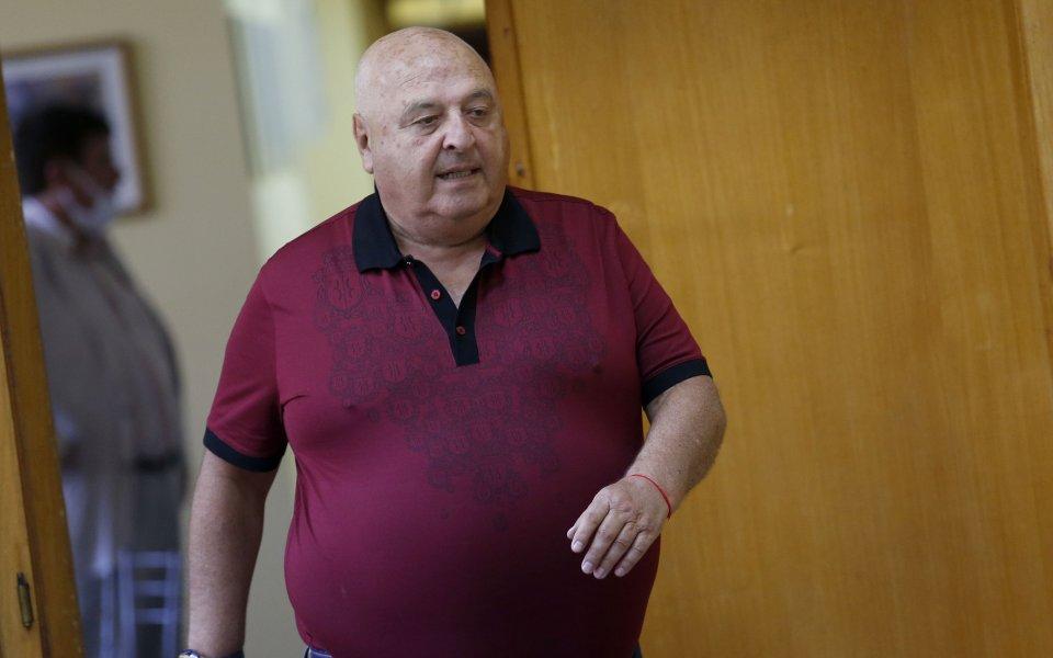 Венци Стефанов даде варианти за заместник на Дерменджиев 1
