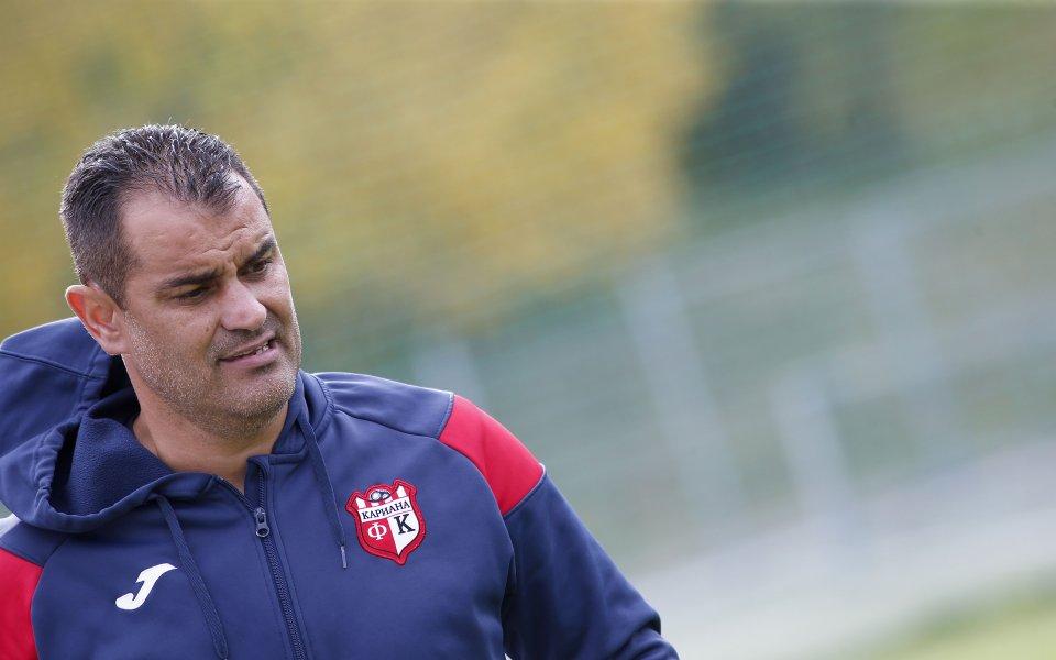 Веселин Великов е фаворит за треньорския пост в Ботев (Пд) 1