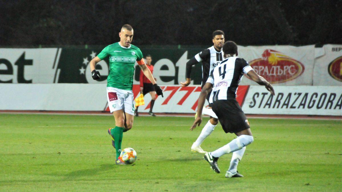 Берое удари Локомотив (Пловдив) с 2:0