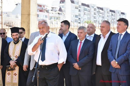 Борисов към феновете на Ботев: Ако парите не стигнат, ще дадем още