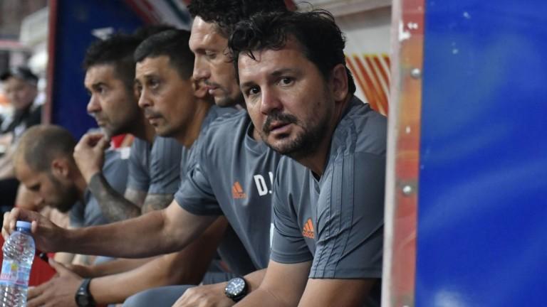 Крушчич: Доволен съм от резултата, трябва да подобряваме играта