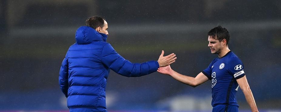 Челси с нулево реми при мениджърския дебют на Тухел