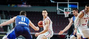България допусна загуба в последния мач за ЕвроБаскет 2022