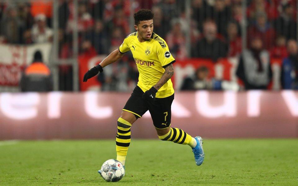 Шефът на Дортмунд: Санчо е много щастлив и не иска да напуска