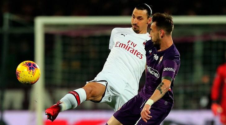 10 от Фиорентина стигнаха до равенство с Милан
