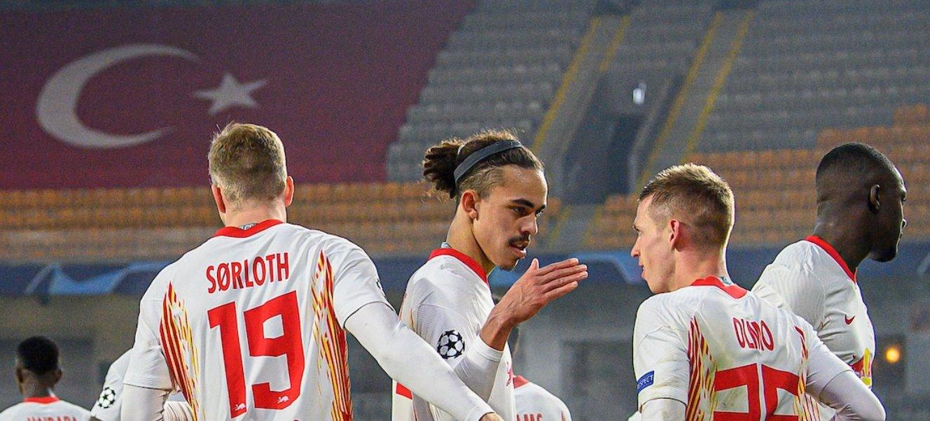 РБ Лайпциг пречупи трудно Истанбул ББ след голов екшън в Турция 6